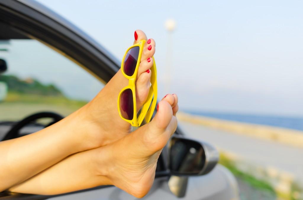 Samochodem na wakacje - filtr powietrza