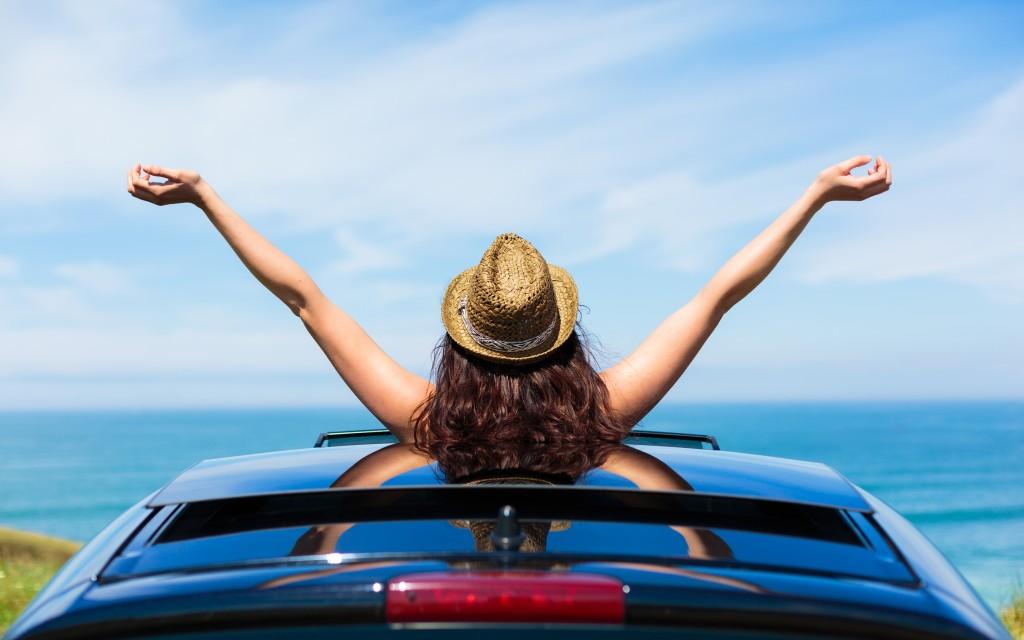 Samochodem na wakacje - płyn do chłodnic