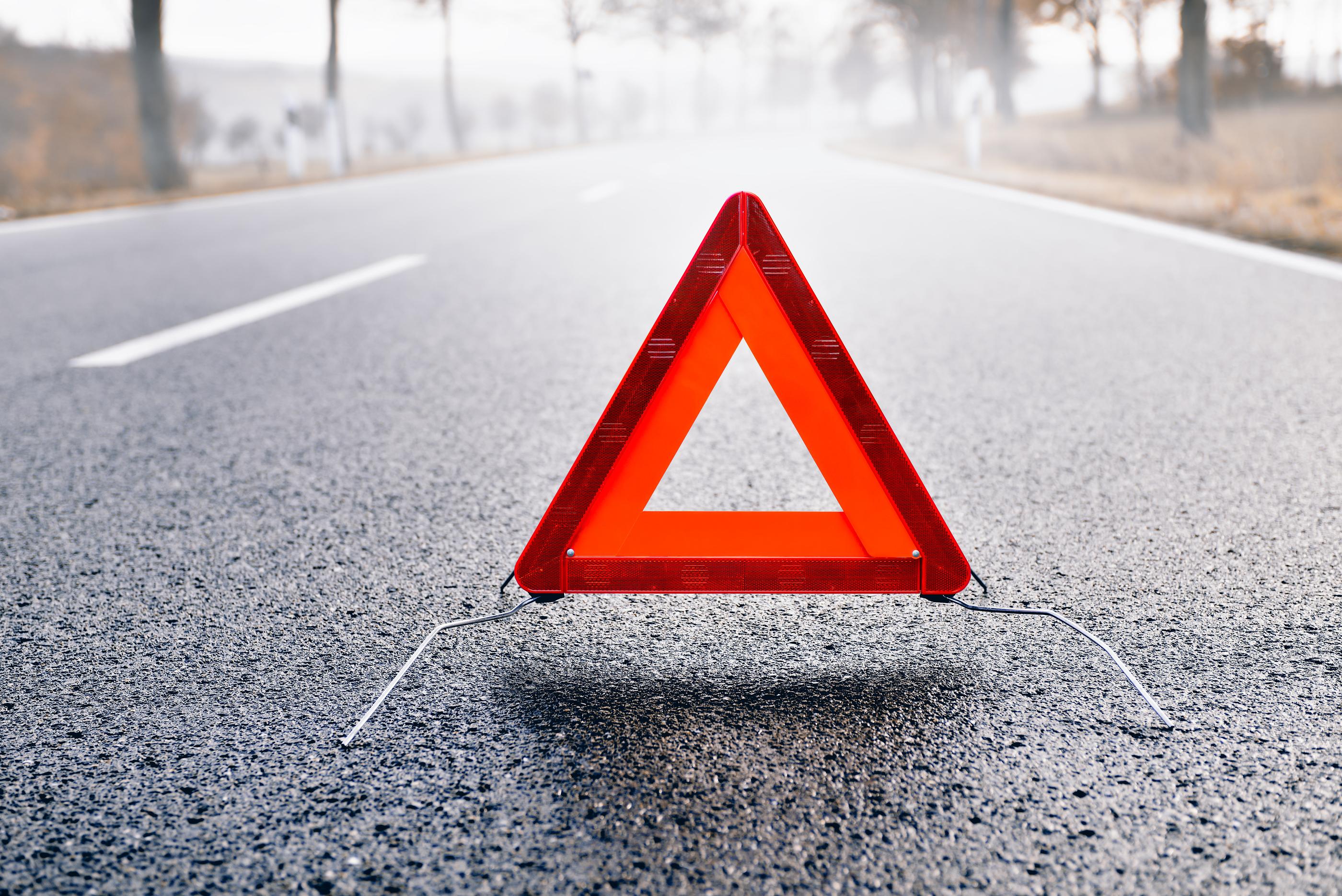 Wypadek na drodze – co robić?