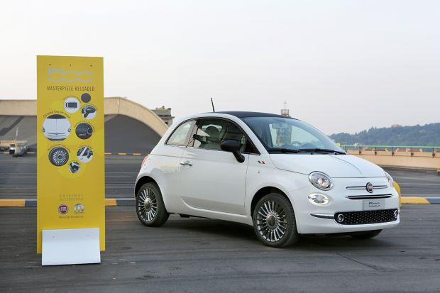 Premiera nowego Fiata 500