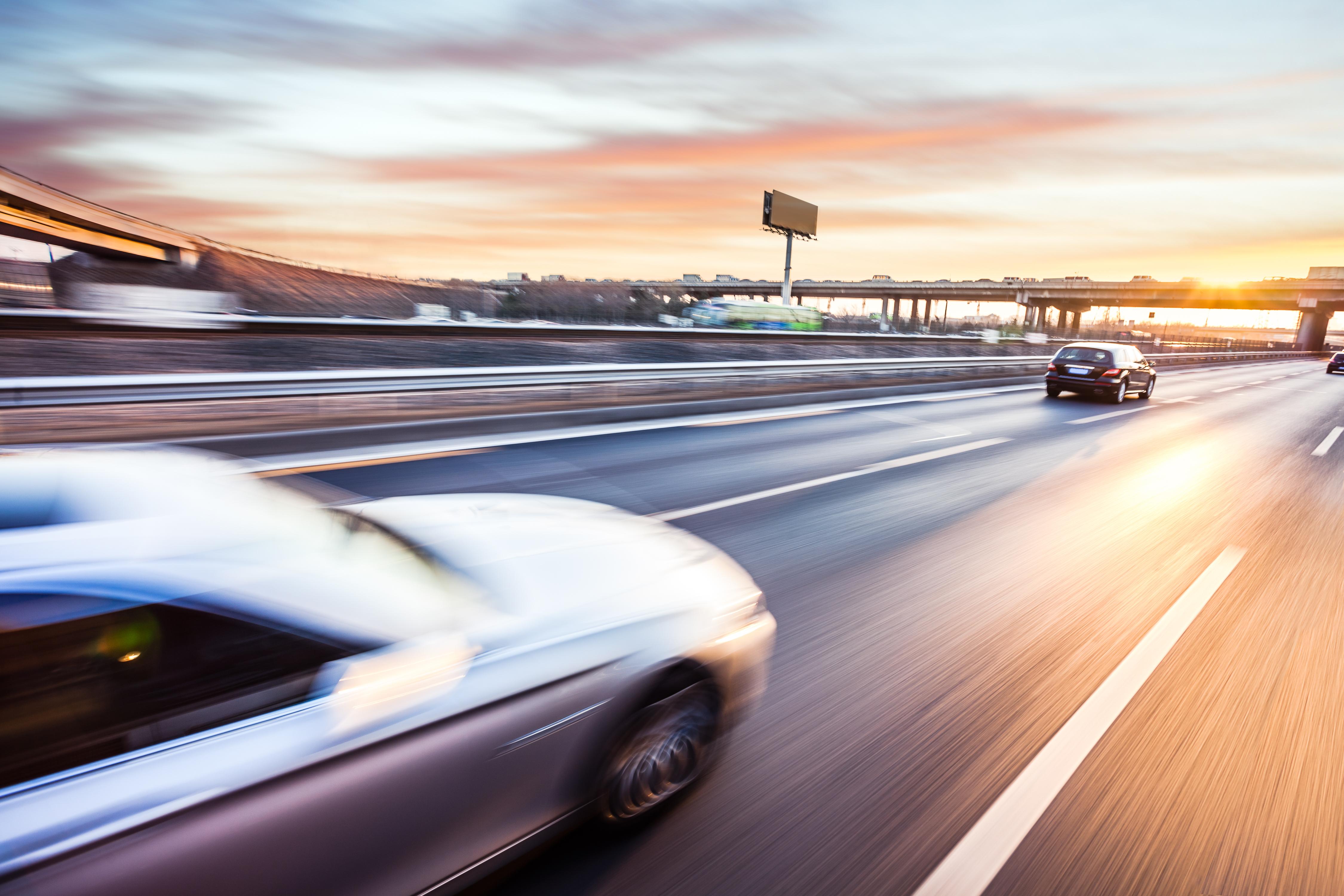 Poruszanie  się po autostradzie