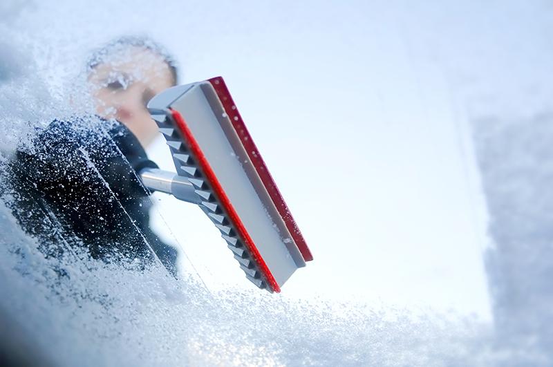 Zimowe udogodnienia dla kierowców
